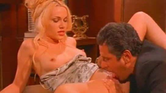 Rocco takes matters into his own hands by fucking her hard
