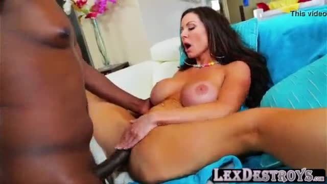 Kendra lust makes out with xander who licks her big tits