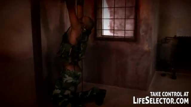 Aletta ocean gets fucked by a soldier in his wildest hallucinations