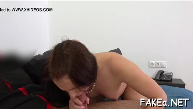 Racy sexy doggystyle pleasuring for stunning girl